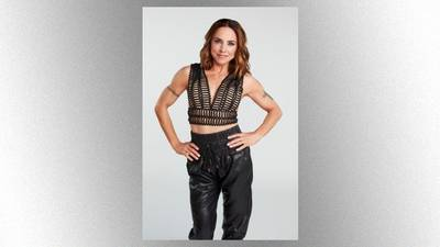 Spice Girl Mel C jokes she's going to write an album based on her 'Dancing with the Stars' experience