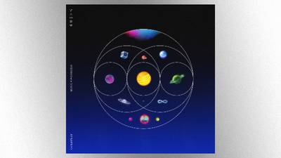 Coldplay earns ninth-straight number-one album in the UK with 'Music of the Spheres'
