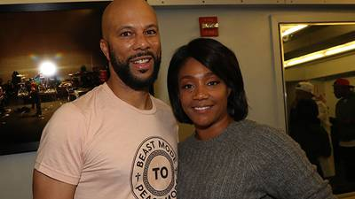 """Common reveals Tiffany Haddish's special quality: """"It's that child-like spirit that you love"""""""