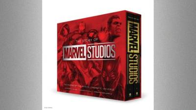 """'The Story of Marvel Studios: The Making of the Marvel Cinematic Universe' book includes """"personal stories,"""" authors say"""