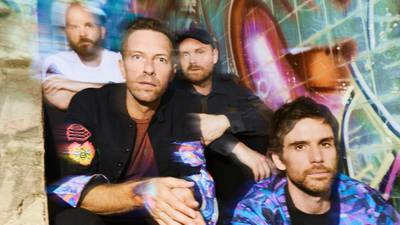 Coldplay earns seventh top-five 'Billboard' 200 album with 'Music of the Spheres'