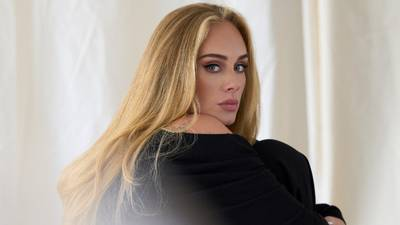 "Adele's ""Easy On Me"" sets radio record; video nears 100 million views"